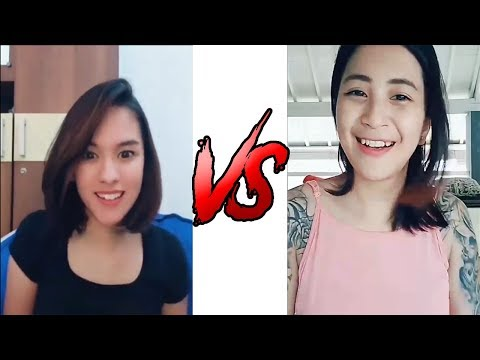 Tik tok Mama Muda Clowyan vs Nadia Zerlinda | Tik Tok Indonesia