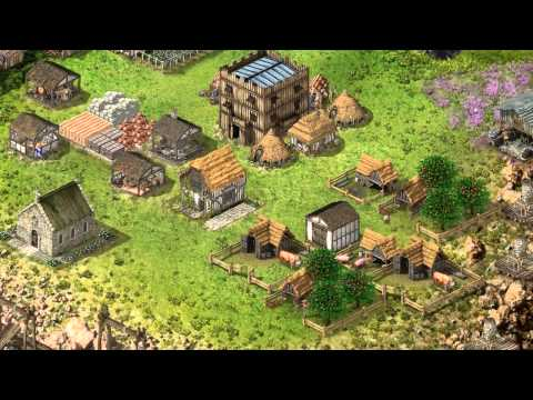 Stronghold Kingdoms - Trailer di lancio (Italiano)