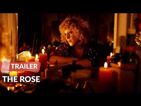 The Rose 1979 Trailer HD | Bette Midler | Alan Bates | Frederic Forrest