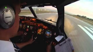 Take off Van - Antalya B737