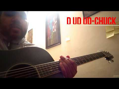 JHUK NA PAUNGA | RAID | PAPON | AMIT TRIVEDI | GUITAR LESSON - YouTube