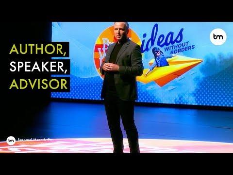 Bernard Marr | Intelligent Business  |  Author, Keynote Speaker, Advisor