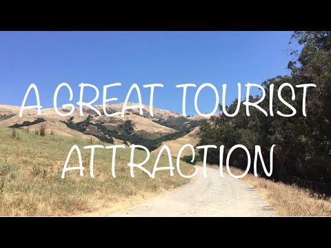 Tourist Attraction: Fremont, California / Mission Peak