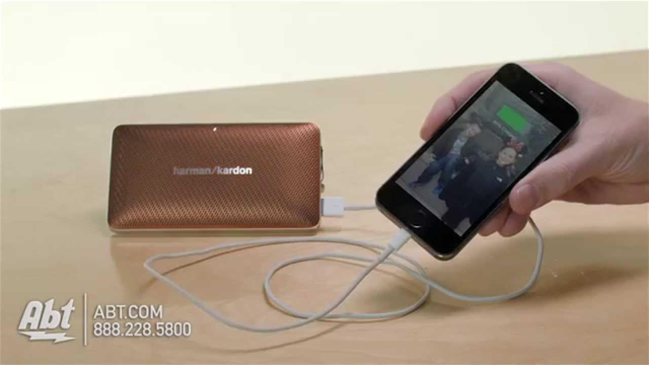harman kardon esquire mini wireless speaker system. Black Bedroom Furniture Sets. Home Design Ideas