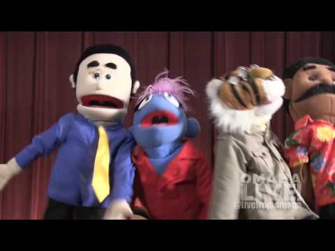 MUPPETS OPEN OMAHA LIVE