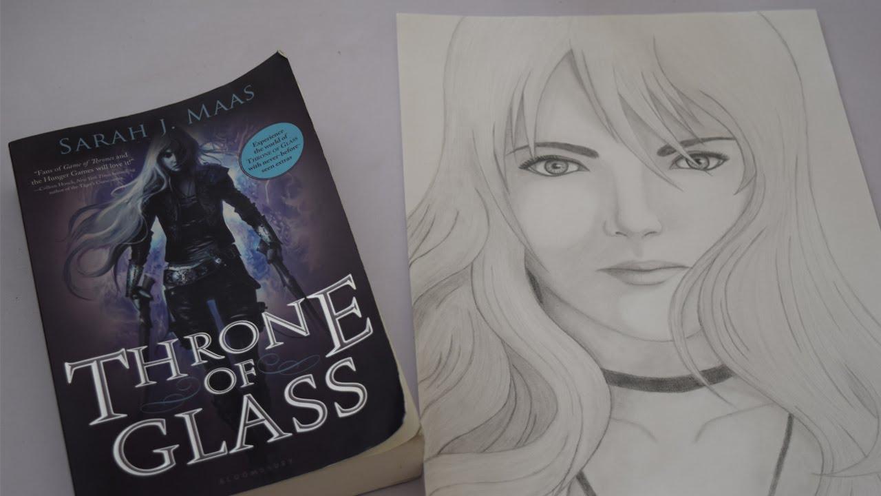 Celaena Sardothien Throne Of Glass
