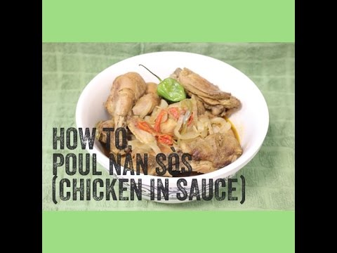 Love For Haitian Food Episode 21 How To Make Poul Nan Ss
