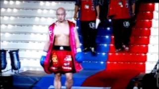 Promotion Video of Hesdy Gerges vs.Yusuke Fujimoto. K-1 WORLD GP 20...