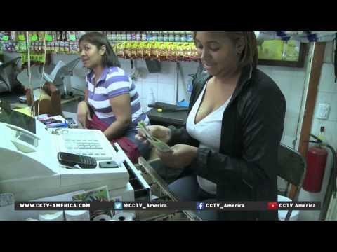 Massive Venezuela currency devaluation hurting businesses