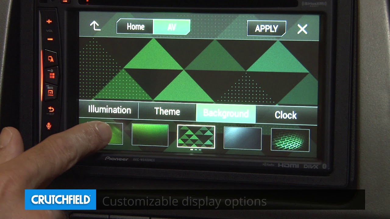 Pioneer AVIC-W8400NEX In-Dash Receiver is 2018 Flagship