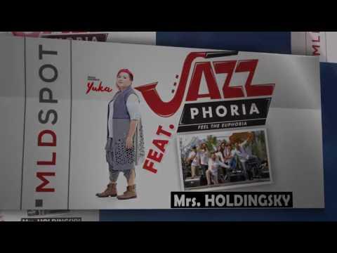 KASIH by YUKA TAMADA Jazz Phoria 2017