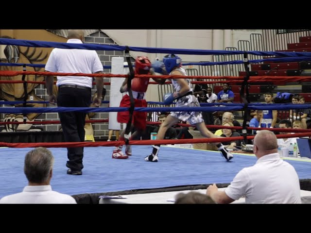Jr Olympics Boxing In Rock Hill