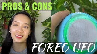 Pros & Cons | How to Use the FOREO's UFO Mask