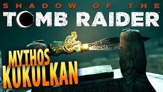 Shadow of the Tomb Raider #02 | Mythos Kukulkan | Gameplay German Deutsch thumbnail