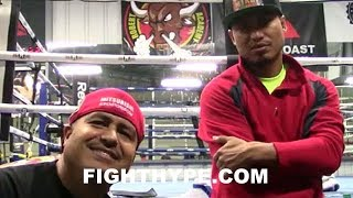 P4P DEBATE BETWEEN MIKEY AND ROBERT GARCIA; DOES CANELO, THURMAN, OR JOSHUA MAKE THEIR CUT?
