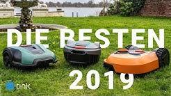 Die Top Rasenmähroboter 2019 - Der große Vergleich