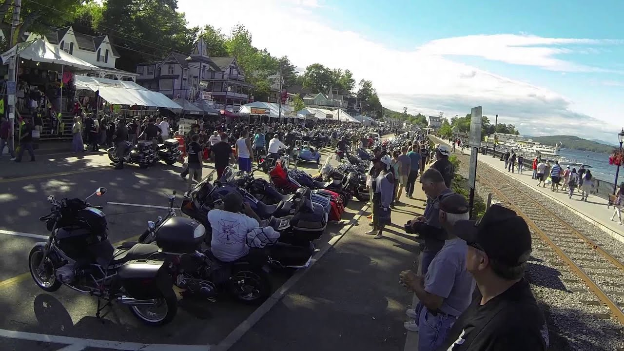 Laconia Bike Week 2017 At Weirs Beach Nh Saay June 21st You