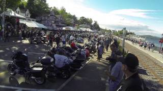 Laconia Bike Week 2014 at Weirs Beach, Laconia NH, Saturday, June 21st