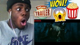 Maze Runner: The Death Cure | Official Final Trailer [HD] | 20th Century FOX REACTION!!!