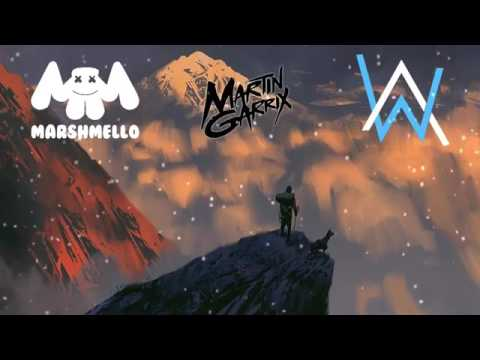Alan Walker -  Noo ¡¡  Ft. Marshmello & Martin Garrix ( Audio Official )