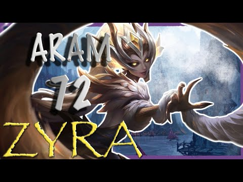 My main!! Coven Prestige Edition ZYRA - Aram Cap. 72 League of legends.