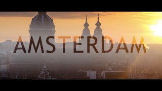 Travel Amsterdam in a Minute - Aerial Drone Video | Expedia