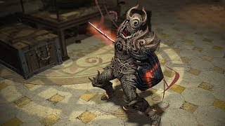 Path of Exile: Ivory Chaos Armour Set