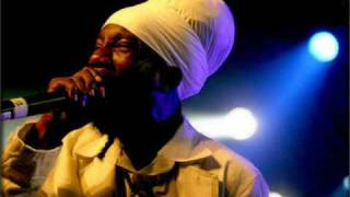 Watch Sizzla Anytime Now video