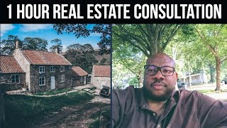 1 Hour Consultation with me regarding Real Estate Investing