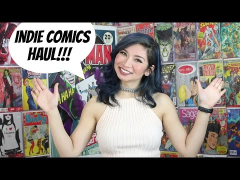 Indie Comics Haul -- Dark Horse, Image, Archie, IDW, and more!