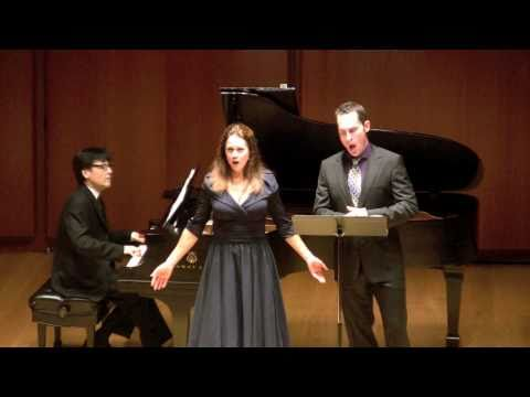 Elizabeth Futral, Kyle Ketelsen, Ken Noda - Lucia di Lammermoor Duet
