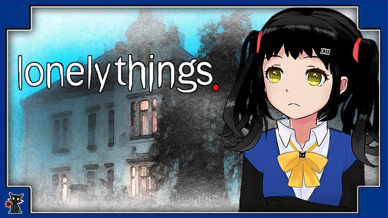 Lonely Things | Indie Horror Game【FULL GAME】