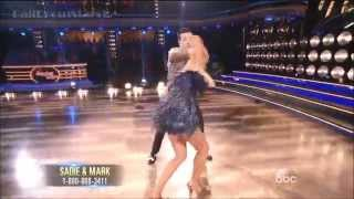 Sadie Robertson & Mark - Jive - DWTS 19 (Week 9)