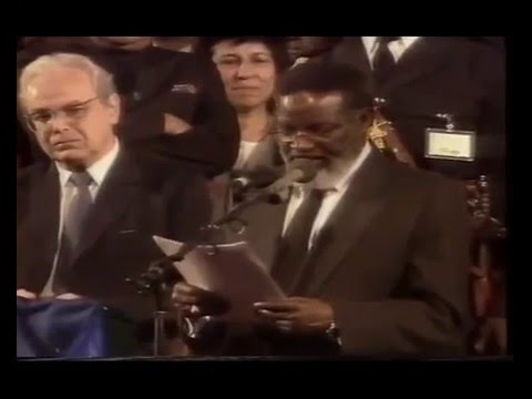 Namibia Independence Special: Looking back on March 20th, 1990