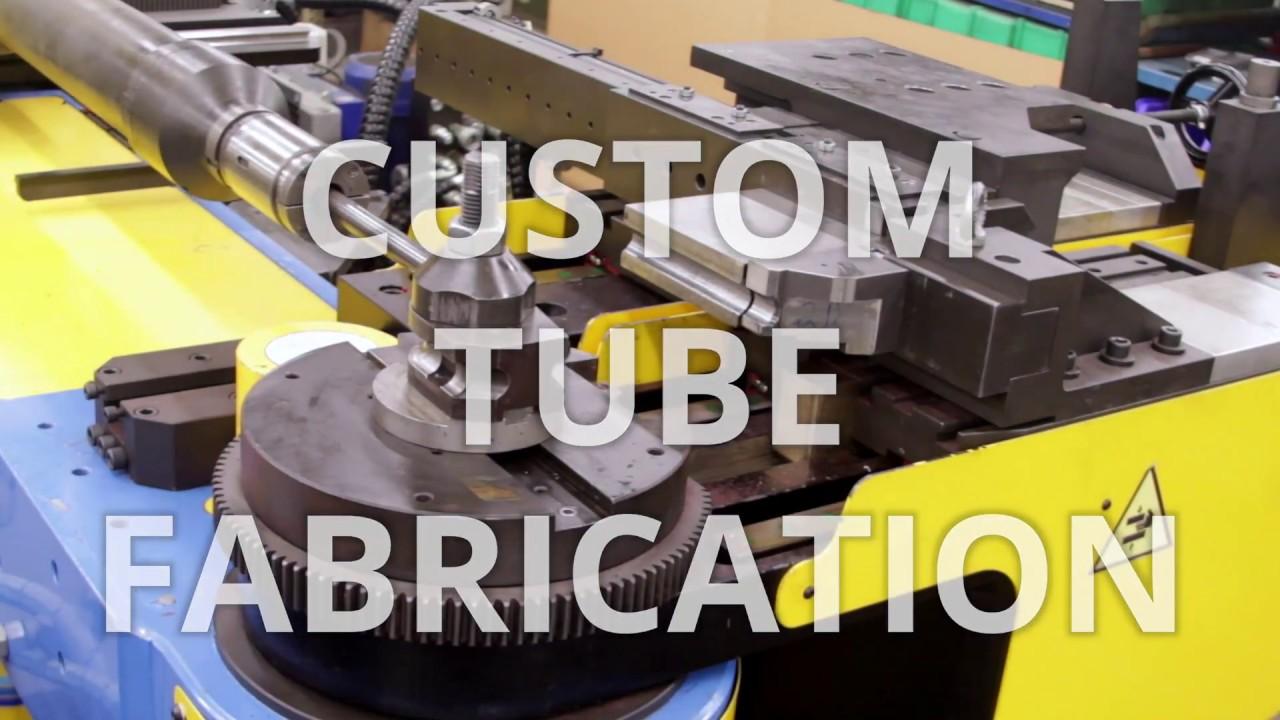 Tube Fabrication - Custom - Forging, Forming and Bending