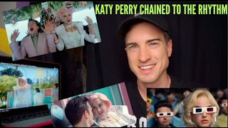 Katy Perry - Chained to the Rhythm ft. Skip Marley {REACTION}