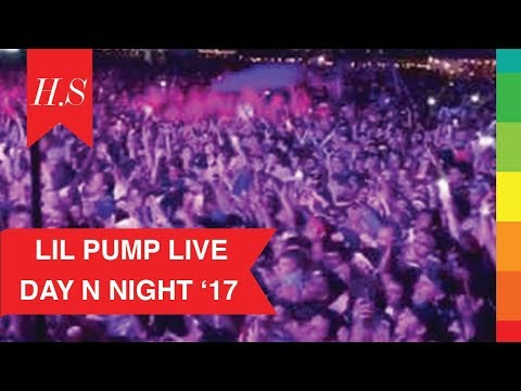 Lil Pumps Performs Boss Live at Day n Night Festival 2017