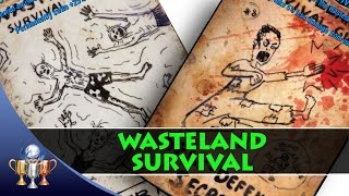 Fallout 4 Wasteland Survival Guide - Comic Book Magazine Locations 9 Issues