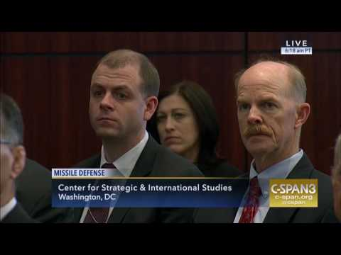 Sen. Dan Sullivan (R-AK) speaks on U.S. missile defense at CSIS - April 7, 2017