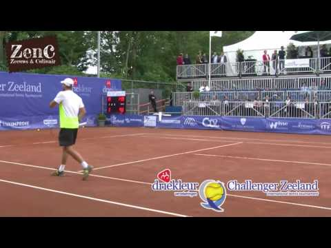 Filip Brtnicky (CZE) - Jesse Huta Galung (NED) 3-6 2-6