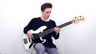 Bruno Mars FINESSE REMIX FEAT CARDI B - BASS COVER.mp3