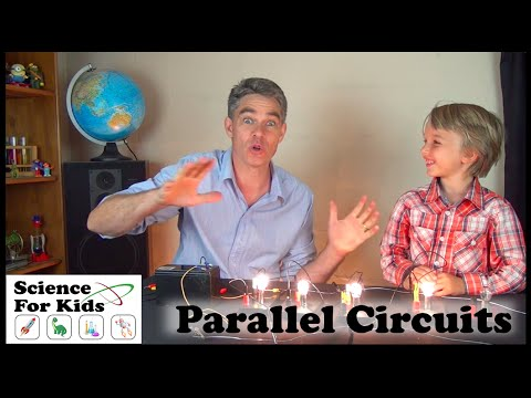 What are Parallel Circuits - Electricity - Science for Kids