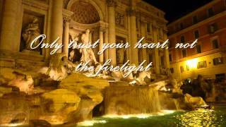 Joni James  - Only Trust Your Heart (With Lyrics)