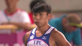 ユニバーシアード台北2017 陸上男子4×100mリレー決勝 日本が米国破り金メダル