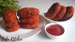 ഇന്നത്തെ Iftar Special കഴിച്ചവർ വീണ്ടും കൊതിക്കുന്ന | Salu Kitchen | Vegetable Cutlet