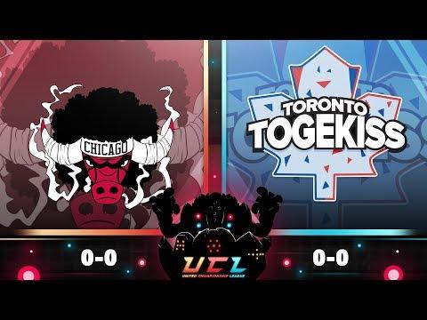 Pokémon Ultra Sun and Ultra Moon LIVE Wifi Battle [UCL] Chicago Bouffalants vs Toronto Togekiss