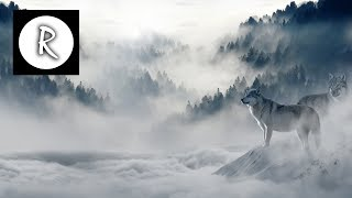 8 hrs. Soft Music | Winter Scenes - Relaxation Meditation Study Reading Massage Sleep