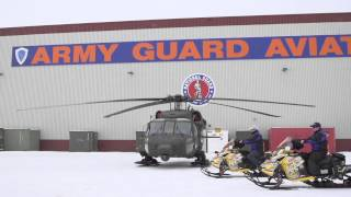 Meet The Alaska National Guard Iron Dog Team: 2013