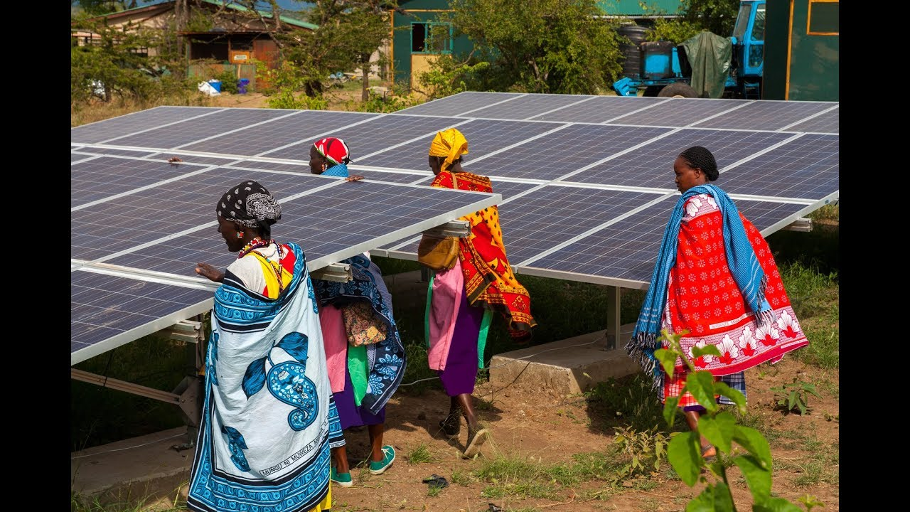 Africa Poised to Become the World's Largest Solar Power Zone