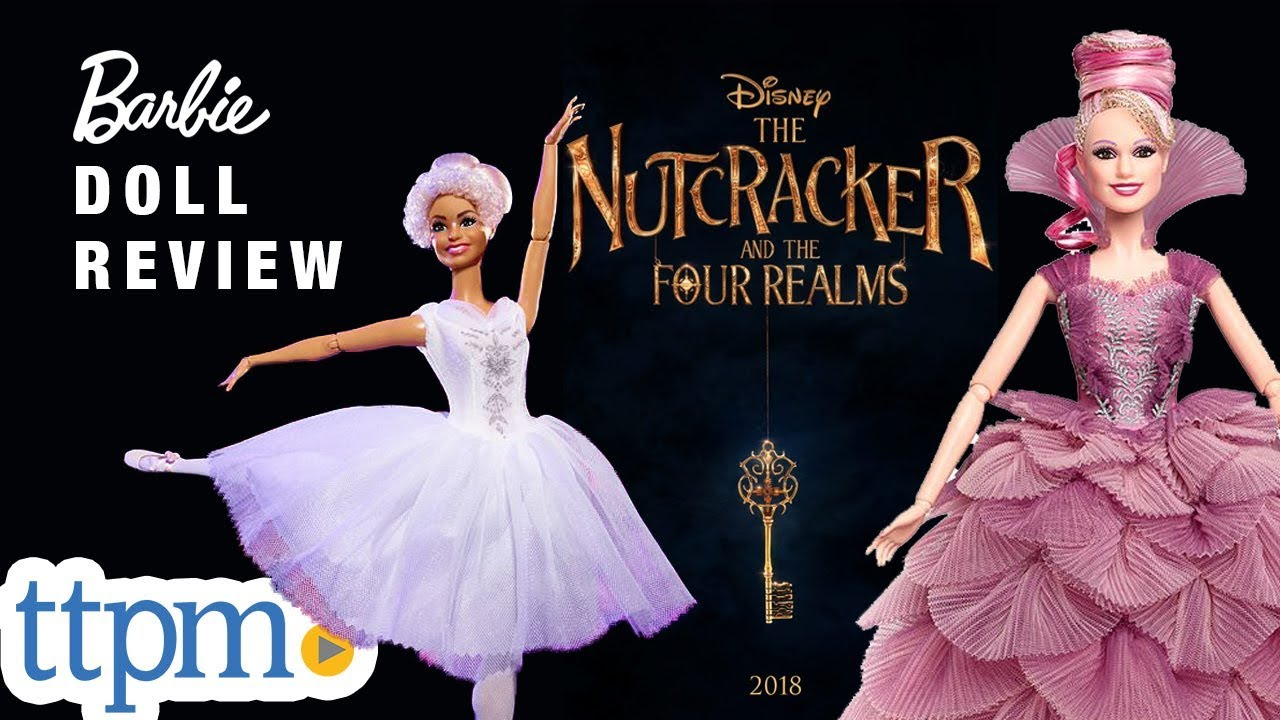 The Nutcracker And The Four Realms Ballerina of the realms /& Claira/'s soldier